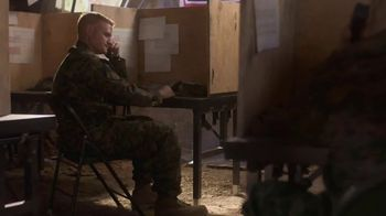 USO TV Spot, 'What Does It Take?: Share a Message' - Thumbnail 4