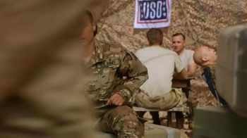 USO TV Spot, 'What Does It Take?: Share a Message' - Thumbnail 5