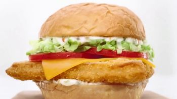 Arby's King's Hawaiian Fish Deluxe TV Spot, 'New States' - Thumbnail 3