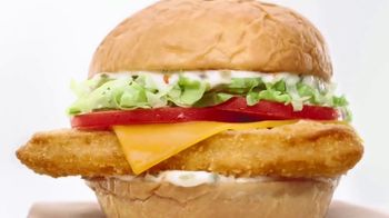 Arby's King's Hawaiian Fish Deluxe TV Spot, 'New States' - 1141 commercial airings