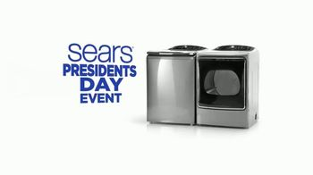 Sears Presidents Day Appliance Event TV Spot, 'Blue' Song by Simon Steadman - Thumbnail 4