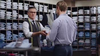 Men's Wearhouse TV Spot, 'First Day on the Job' - 576 commercial airings