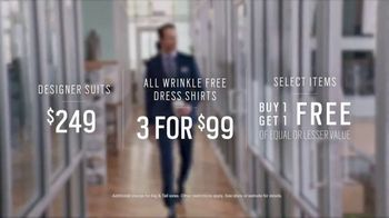 Men's Wearhouse TV Spot, 'First Day on the Job' - Thumbnail 6