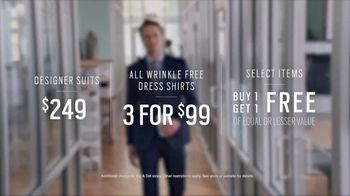 Men's Wearhouse TV Spot, 'First Day on the Job' - Thumbnail 7