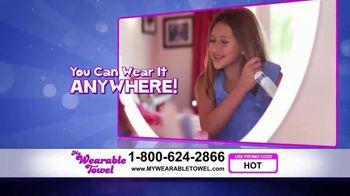 My Wearable Towel TV Spot, 'Hello America' - Thumbnail 6