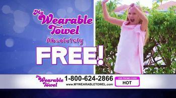 My Wearable Towel TV Spot, 'Hello America' - Thumbnail 8