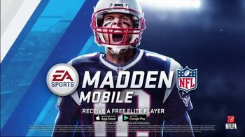 Madden NFL Mobile TV Spot, 'Ultimate Team' Featuring Antonio Brown - Thumbnail 9