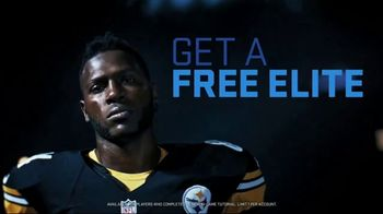 Madden NFL Mobile TV Spot, 'Ultimate Team' Featuring Antonio Brown - Thumbnail 1