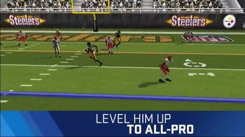 Madden NFL Mobile TV Spot, 'Ultimate Team' Featuring Antonio Brown - Thumbnail 4