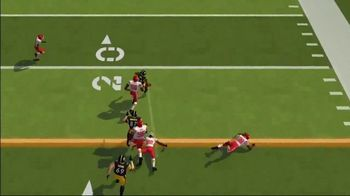 Madden NFL Mobile TV Spot, 'Ultimate Team' Featuring Antonio Brown - Thumbnail 6
