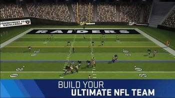 Madden NFL Mobile TV Spot, 'Ultimate Team' Featuring Antonio Brown - 2 commercial airings