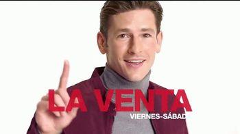 Macy's La Venta de un Día TV Spot, 'Almohadas y trajes' [Spanish] - Thumbnail 2