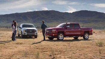 Chevrolet Silverado TV Spot, 'An Easy Choice' [T1] - Thumbnail 1