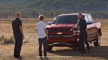 Chevrolet Silverado TV Spot, 'An Easy Choice' [T1] - 2710 commercial airings