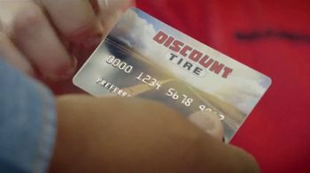 Discount Tire Presidents Day Deals TV Spot, 'Visa Prepaid Cards' - Thumbnail 6