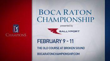 Sallyport TV Spot, 'Presenting Sponsor of Annual PGA Tour' - Thumbnail 8