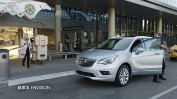 2018 Buick Envision TV Spot, 'Foot-Activated Liftgate' Song by Matt and Kim [T2] - Thumbnail 1