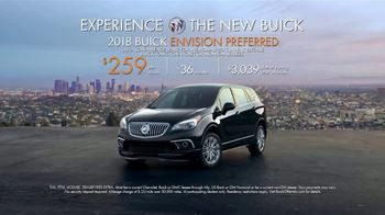 2018 Buick Envision TV Spot, 'Foot-Activated Liftgate' Song by Matt and Kim [T2] - Thumbnail 10