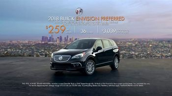2018 Buick Envision TV Spot, 'Foot-Activated Liftgate' Song by Matt and Kim [T2] - Thumbnail 8