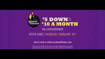 Planet Fitness TV Spot, 'Panel of Judges: $5 Down' - Thumbnail 6