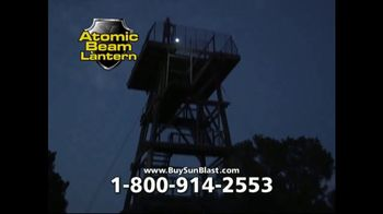 Atomic Beam SunBlast TV Spot, 'Solar Light' - Thumbnail 8