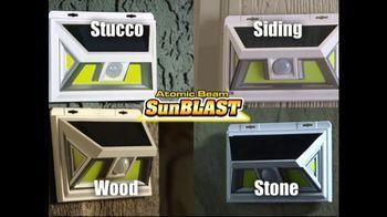Atomic Beam SunBlast TV Spot, 'Solar Light' - 26 commercial airings