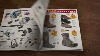 Bass Pro Shops Spring Fever Sale TV Spot, 'Utility Totes & Spinning Combo' - Thumbnail 4