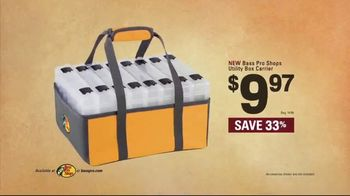 Bass Pro Shops Spring Fever Sale TV Spot, 'Utility Totes & Spinning Combo' - Thumbnail 6