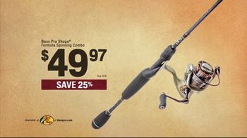 Bass Pro Shops Spring Fever Sale TV Spot, 'Utility Totes & Spinning Combo' - Thumbnail 7