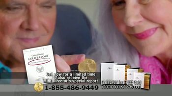 U.S. Money Reserve TV Spot, 'America's Gold Authority' - Thumbnail 8