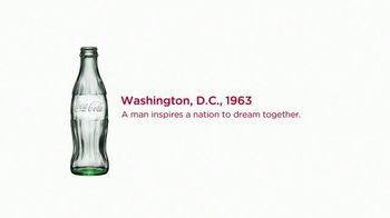 Coca-Cola TV Spot, 'History Moves Forward' - Thumbnail 5
