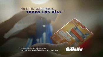 Gillette Fusion TV Spot, 'Medio millón de puertorriqueños' [Spanish] - Thumbnail 8