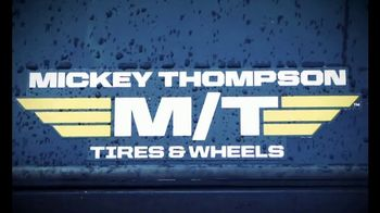 Mickey Thompson Performance Tires & Wheels TV Spot, 'Tires Got You Covered' - Thumbnail 10