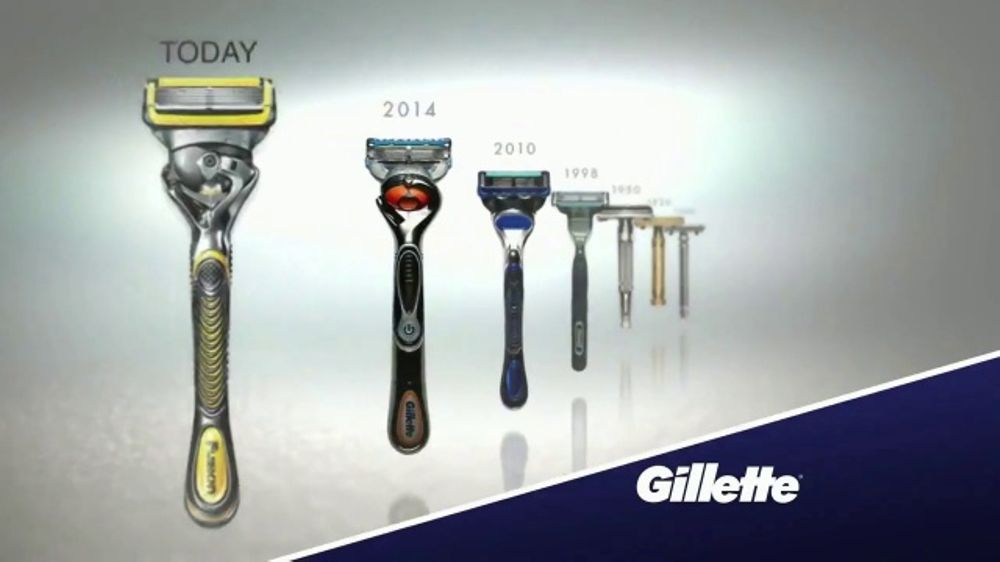 Gillette TV Commercial, 'Proudly Making Quality Razor ...