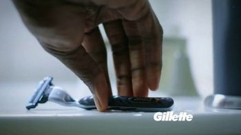 Gillette TV Spot, 'Proudly Making Quality Razor Blades More Affordable' - Thumbnail 2