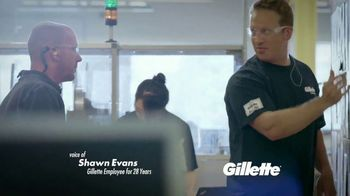 Gillette TV Spot, 'Proudly Making Quality Razor Blades More Affordable' - Thumbnail 4