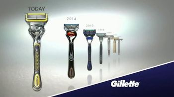 Gillette TV Spot, \'Proudly Making Quality Razor Blades More Affordable\'