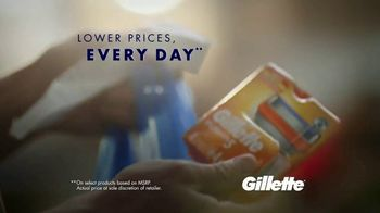 Gillette TV Spot, 'Proudly Making Quality Razor Blades More Affordable' - Thumbnail 7
