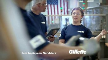 Gillette TV Spot, 'Proudly Making Quality Razor Blades More Affordable' - Thumbnail 8