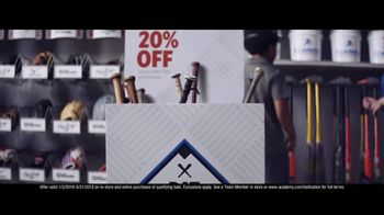 Academy Sports + Outdoors TV Spot, 'Flip Your Bat' - Thumbnail 9
