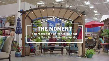 Lowe's TV Spot, 'Plan for Spring' - Thumbnail 4