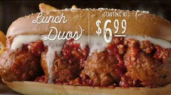 Lunch Duos (Meatball Pizza Bowl) :15 thumbnail