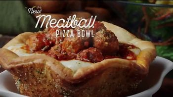 Olive Garden Lunch Duos TV Spot, 'Lunch Duos (Meatball Pizza Bowl) :15'