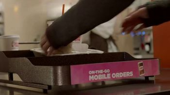Dunkin' Donuts App TV Spot, 'Right on Time'