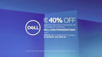 Dell XPS 13 TV Spot, 'Made for a Cinematic Experience: 2020 Presidents Day' - Thumbnail 7