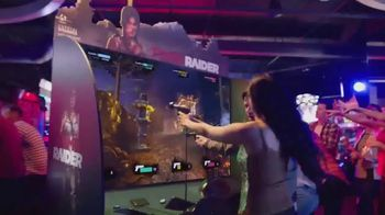 Dave and Buster's TV Spot, 'Tomb Raider: Play 4 Adventurous Games for Free' - Thumbnail 3
