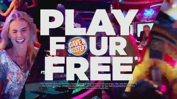 Dave and Buster's TV Spot, 'Tomb Raider: Play 4 Adventurous Games for Free' - Thumbnail 5