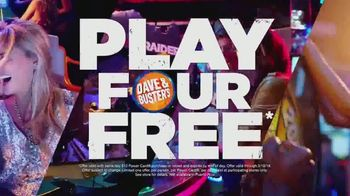 Dave and Buster's TV Spot, 'Tomb Raider: Play 4 Adventurous Games for Free' - Thumbnail 8