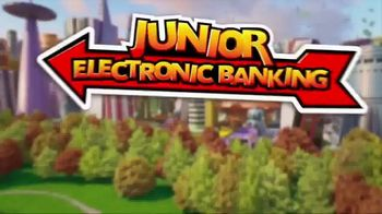 Monopoly Junior Electronic Banking TV Spot, 'No More Cash' - Thumbnail 2