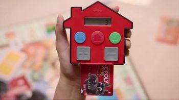Monopoly Junior Electronic Banking TV Spot, 'No More Cash' - Thumbnail 7